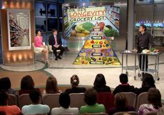 The last category on Dr. Oz's anti-aging checklist is vitamins.